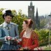 Time Travellers visit Edinburgh
