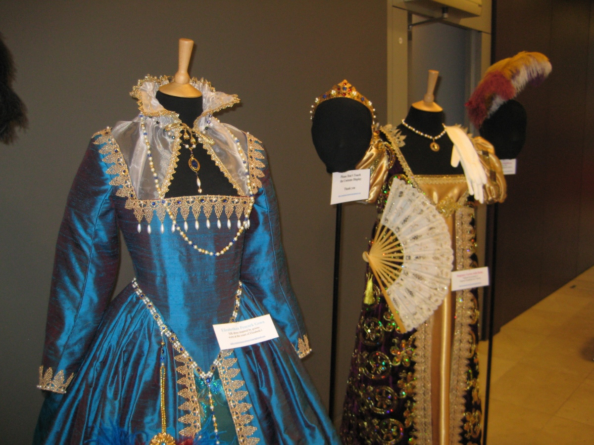 Costume Gallery - Julia Renaissance Costumes