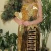 Gold Cleopatra Masquerade Costume 1