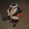 Henry-VIII below minstrels gallery