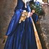 Anne Boleyn Velvet Gown