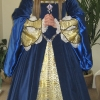Anne Boleyn Gown with Hood