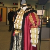 Henry VIII Costume at Gosforth Library