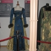 Costume Display from The Tudors