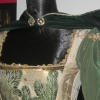 Detail of Catherine Parr Gown from The Tudors