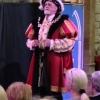 King Henry VIII in full regalia