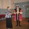 King Henry VIII in conversation