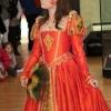 Orange Firefly Gown