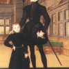 Lord Darnley and Son