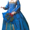 Mary Queen of Scots inspired Gown
