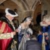 Tudor Fashion Show at Washington Old Hall