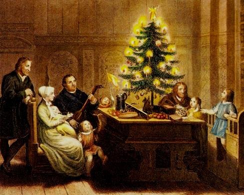A Tudor Christmas - Julia Renaissance Costumes