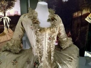 A 1775 Dress at York Castle Museum