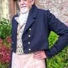 Regency Gentleman at Muncaster Castle