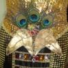 Cleopatra Masquerade Costume Detail