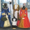 Newcastle Library Costume Display 1