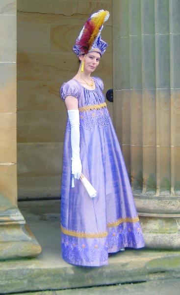Jane Austen Costumes - Julia Renaissance Costumes