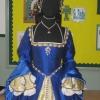 Elizabeth I Costume Display