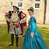 King Henry VIII and Mary Queen of Scots visit Lauriston Castle