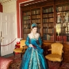 Mary Queen of Scots inside beautiful Lauriston Castle