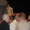 King James VI greets the crowd