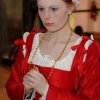 Mary Queen Scots Red Dress