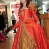 Orange Gown Royal A