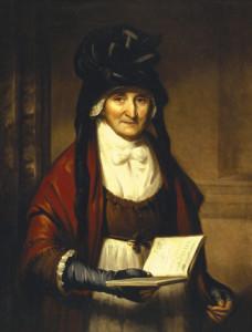 Mrs Garrett Housekeeper at Kedleston
