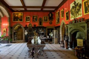 Muncaster Great Hall