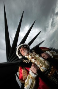 KIng Henry VIII at Woodhorn