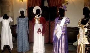 My Regency Costume Display at Kedleston