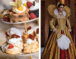 Costumes and Cake