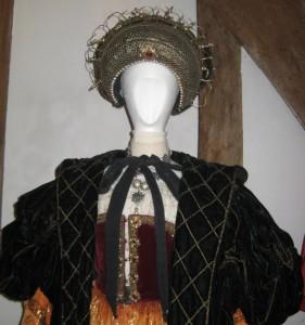 Anne Boleyn Bodice