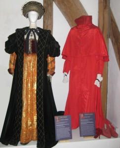 Anne Boleyn and Cardinal Wolsey