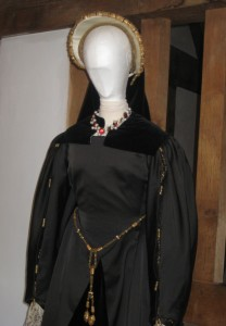 Catherine Howard Costume Front View