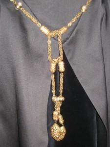 Catherine Howard Costume Girdle