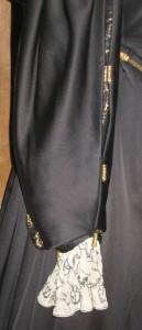 Catherine Howard Costume Sleeve