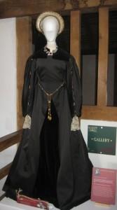 Catherine Howard Costume