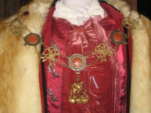 Duke of Norfolk Front of Costume