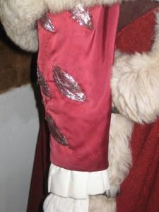 Duke of Norfolk Sleeve Detail