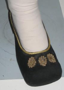 King Henry VIII Shoe