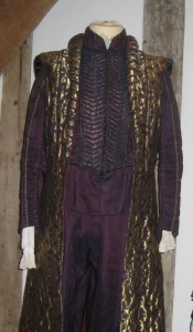 Young King Henry VIII Costume